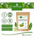 Moringa 120 Energy Tabs - 100% Vegane Qualität ohne Trennmitel, ohne Füllstoffe, ohne Kleber (1x120)