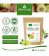 MoriVeda® - Moringa+Amla Kapseln - Moringa Oleifera Premium Blattpulver und Amla (Amalaki) Fruchtpulver, vegan (1x120 Stück)